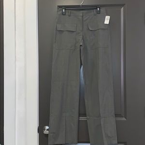 Laundry by Shelli Segal | Gray Trousers | 8